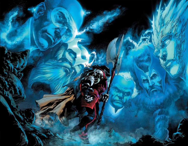 Rogol Zaar Man of Steel #1