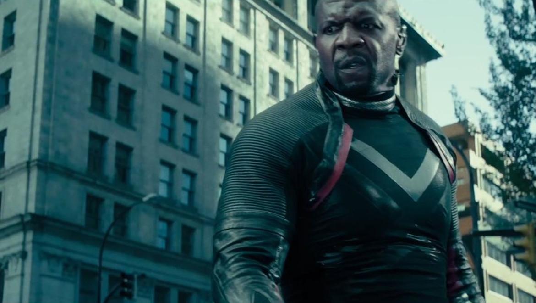 Terry Crews as Bedlam in Deadpool 2