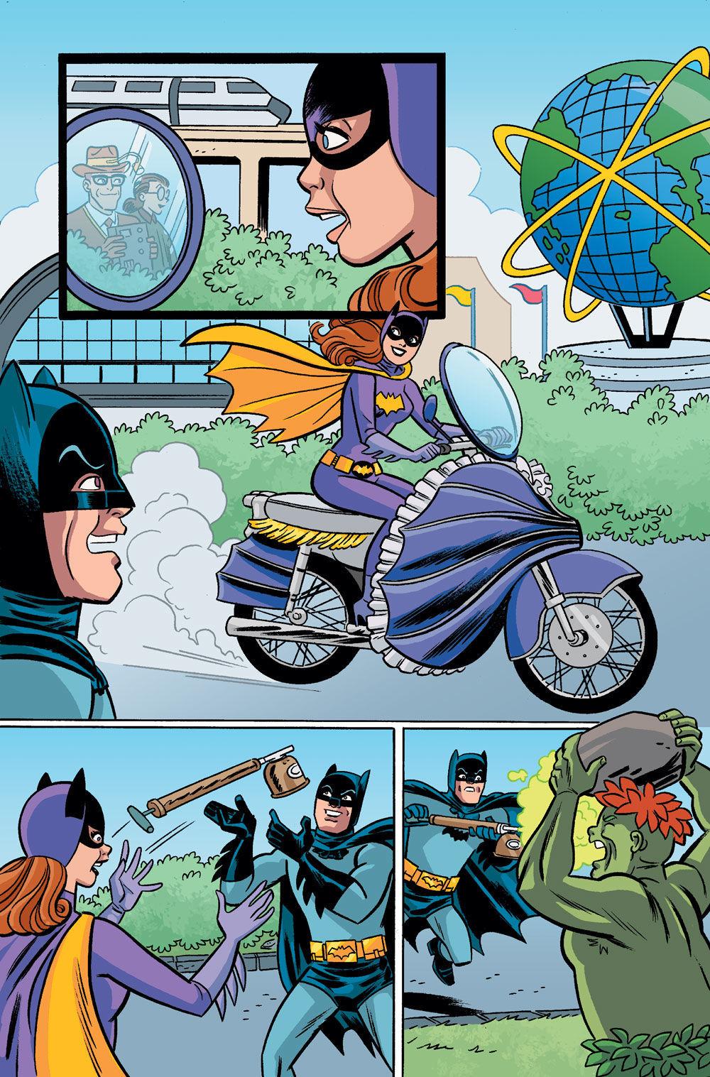 Archie Meets Batman 66 page 7