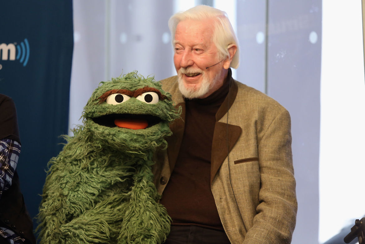 Caroll Spinney Oscar the Grouch