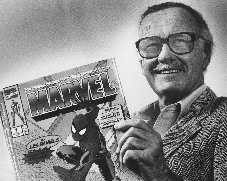 Stan Lee Marvel Comics