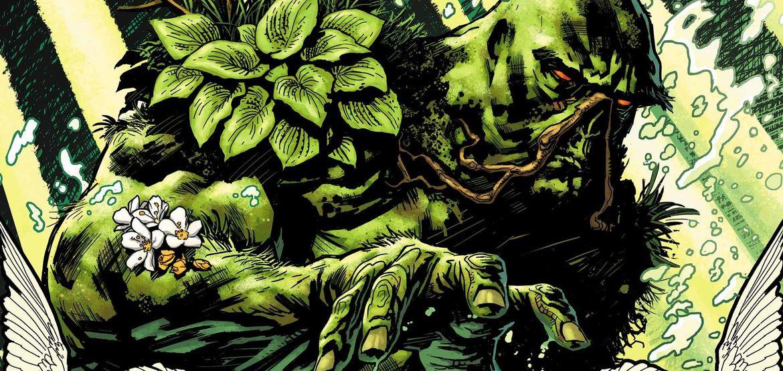 Swamp-Thing DC Comics