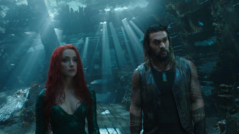 Aquaman Amber Heard Jason Momoa