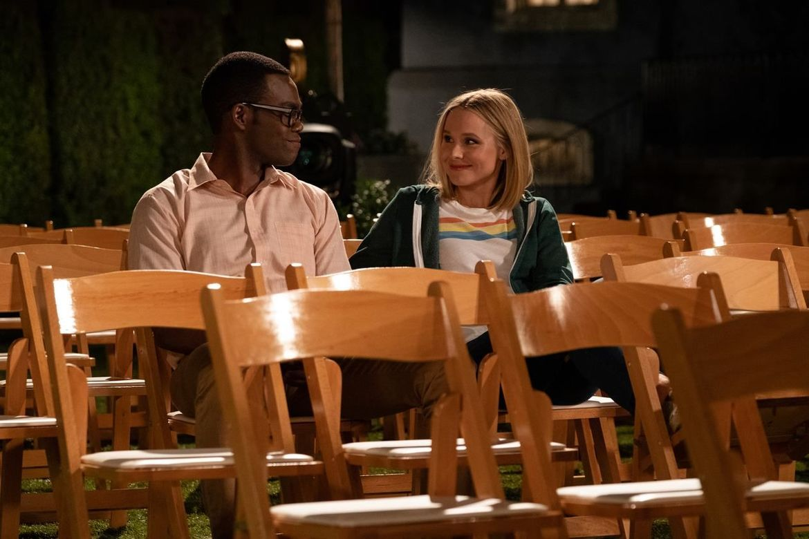 The Good Place S3 finale via official website 2019