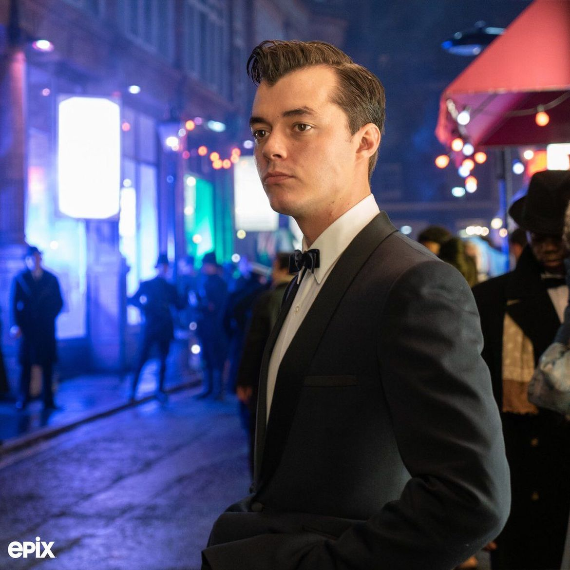 Jack Bannon as Alfred Pennyworth