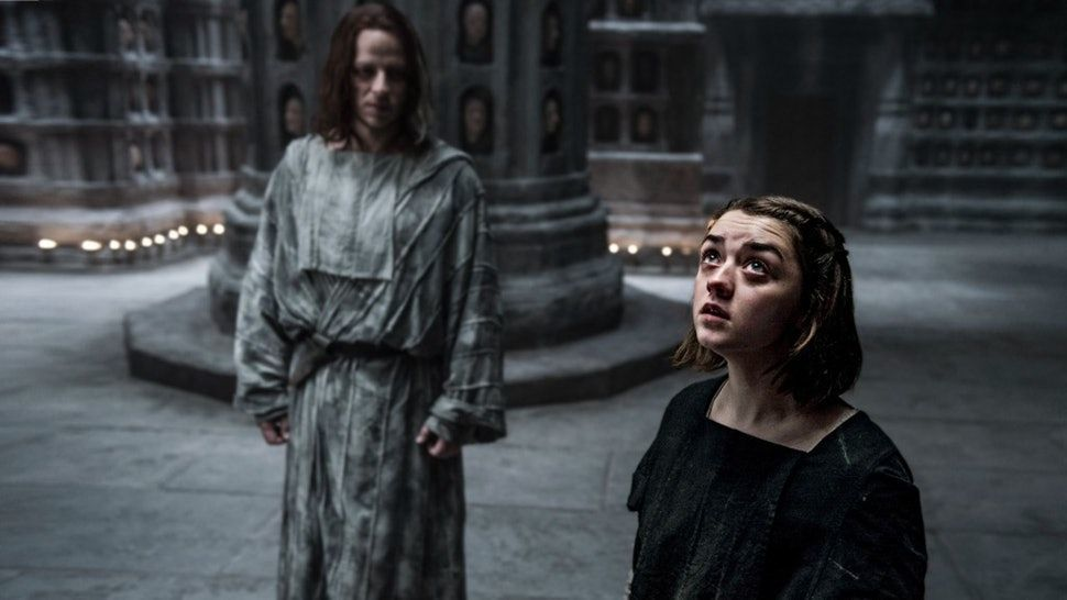 Arya, Rey, and the long history (and abuse) of the Mary Sue