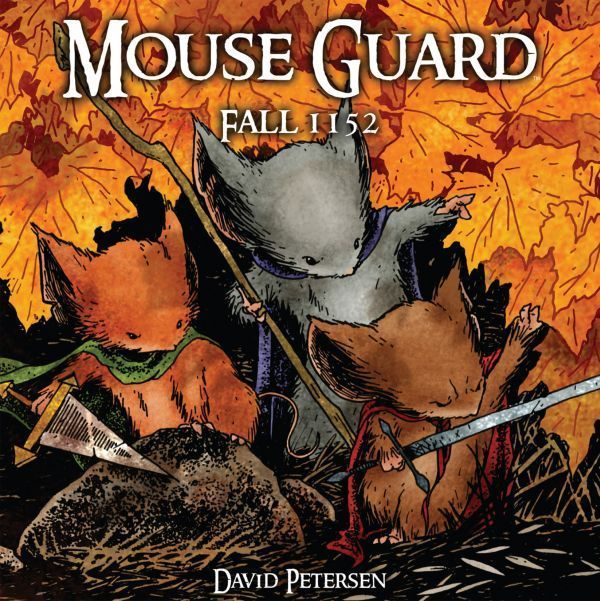 Disney pumps the brakes on Mouse Guard movie two weeks before production