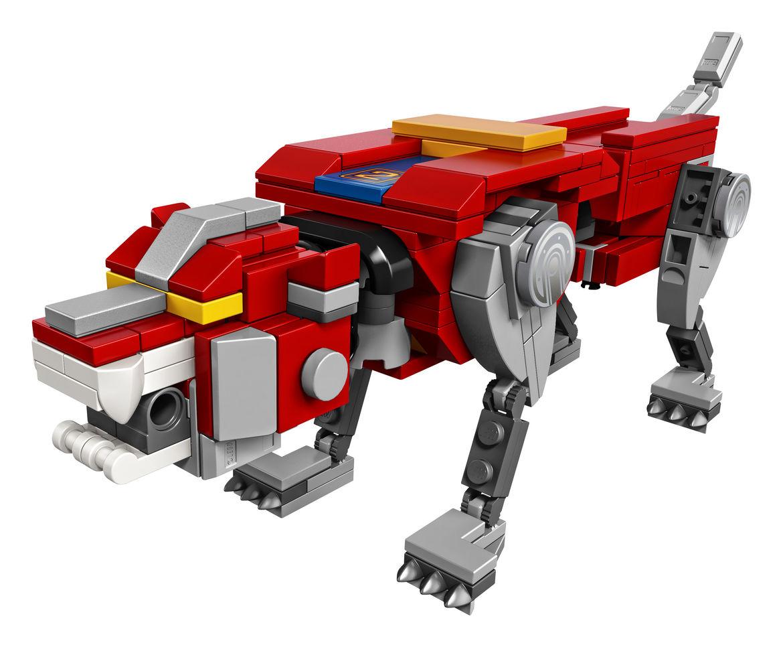 LEGO Voltron Red Lion