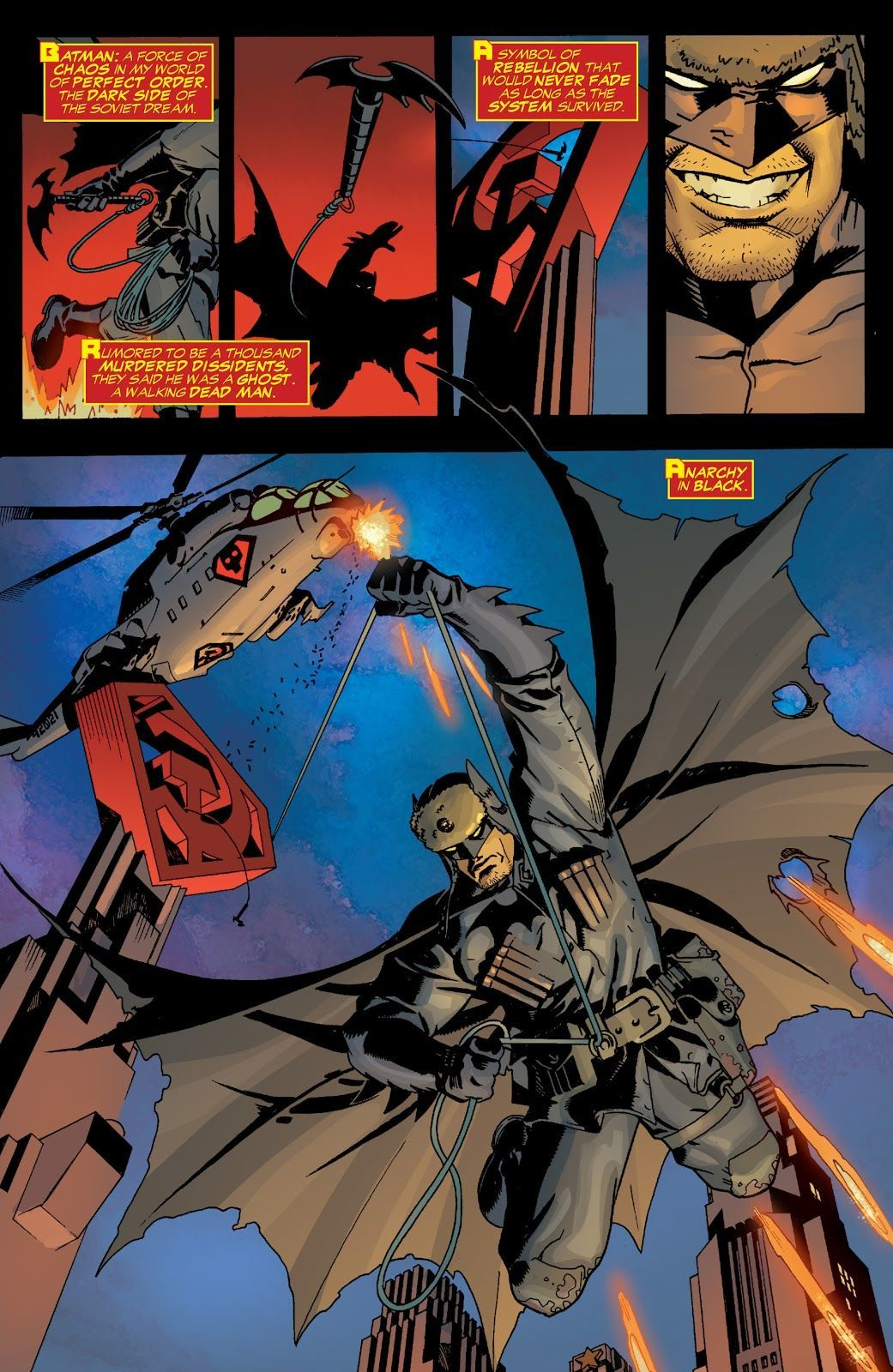 Red Son (Writer: Mark Millar, Artists: Dave Johnson, Kilian Plunkett)