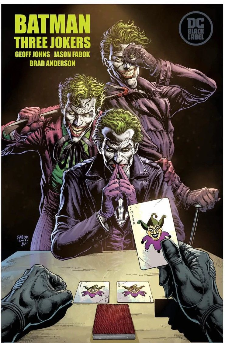 What S The Joker Solo Movie About Here Are 3 Comics Based