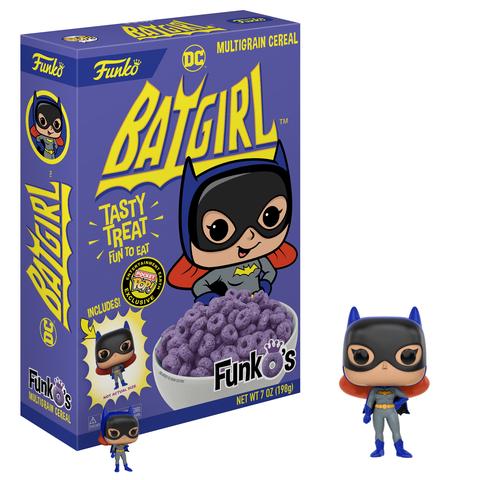 funko batgirl cereal