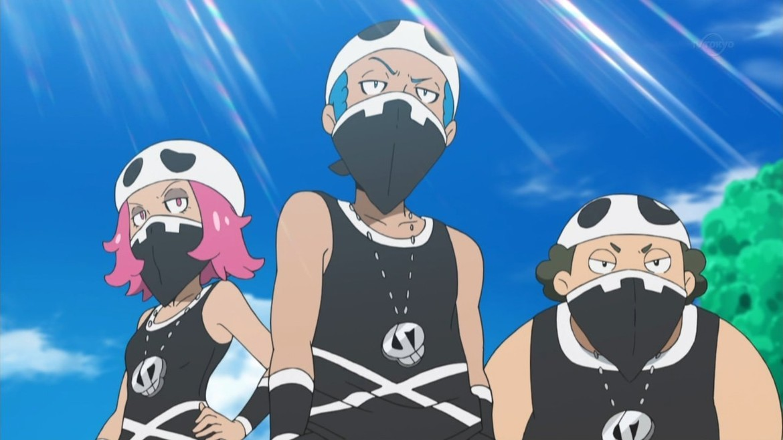 Pokémon, Team Skull