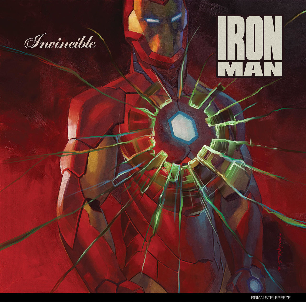 50 Cent Iron Man album cover Marvel