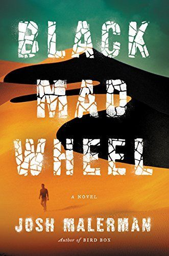 Black Mad Wheel front cover