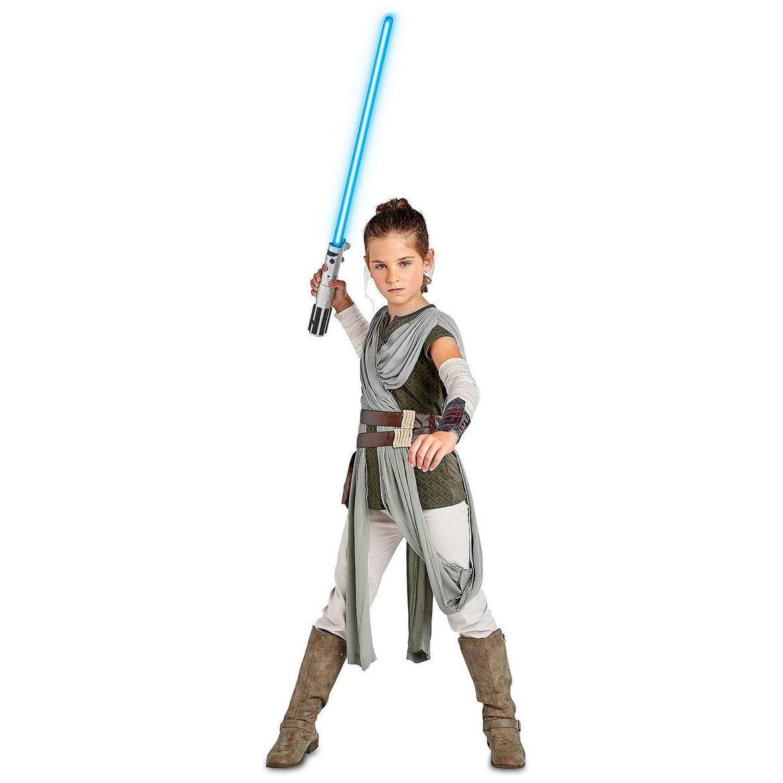 disney star wars rey costume