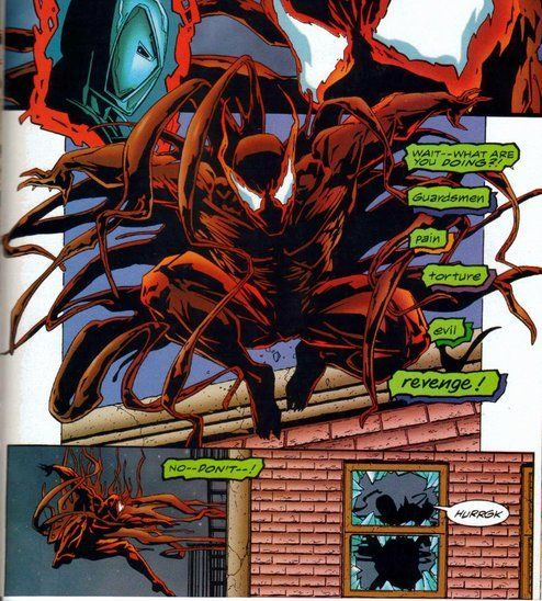 Venom Along Came a Spider #1 (Writer Larry Hama, Artist Joe St. Pierre)