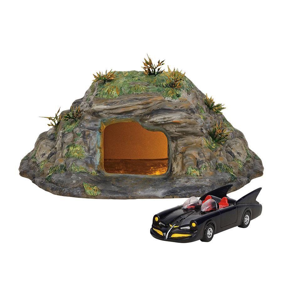 enesco dc hot properties batcave