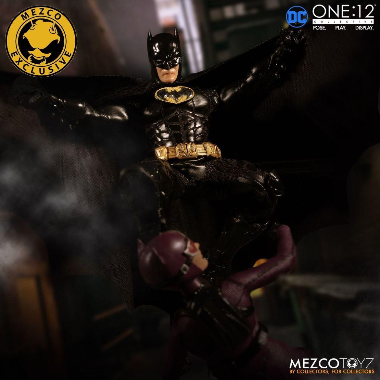 mezco one 12 collective onyx batman