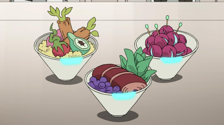Voltron: Legendary Defender food