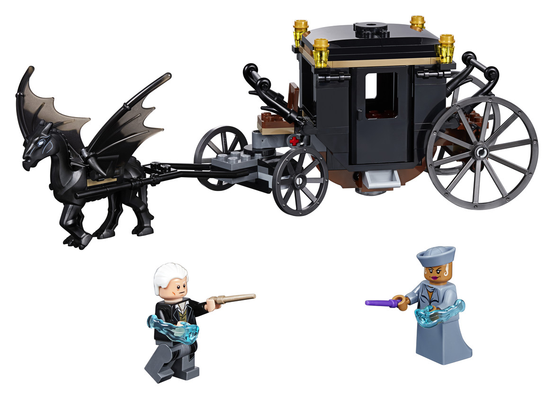 Grindelwald's Escape LEGO