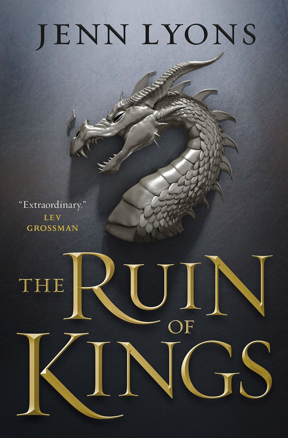 The Ruin of Kings front cover