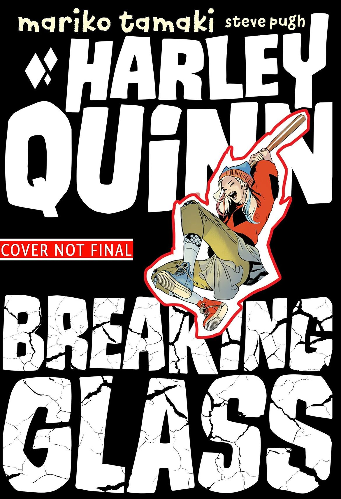 Harley Quinn Breaking Glass Unofficial