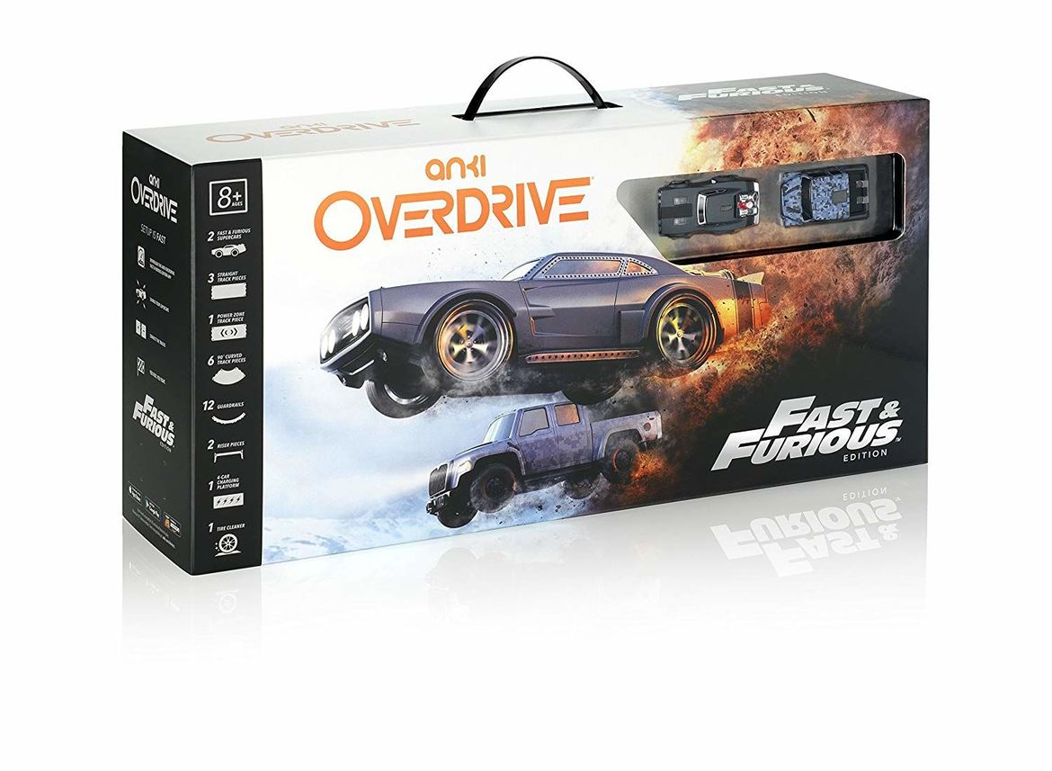 anki over drive fast and furious