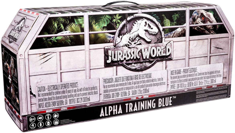 Alpha Training Blue from Jurassic World