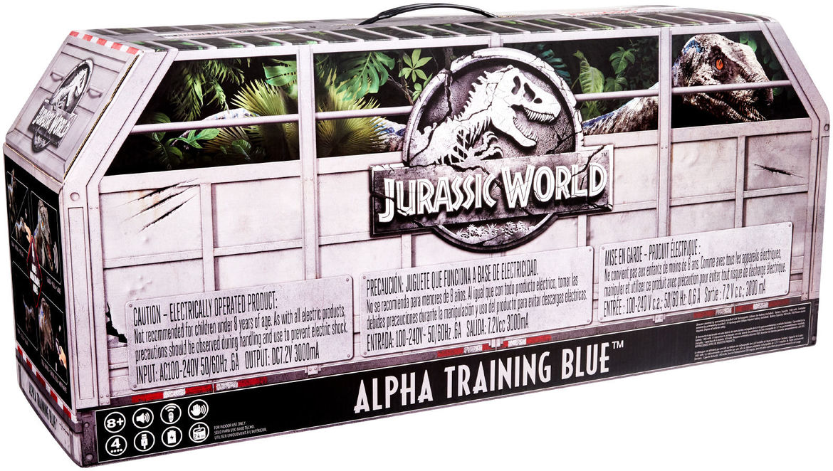 Alpha Training Blue from Jurassic World