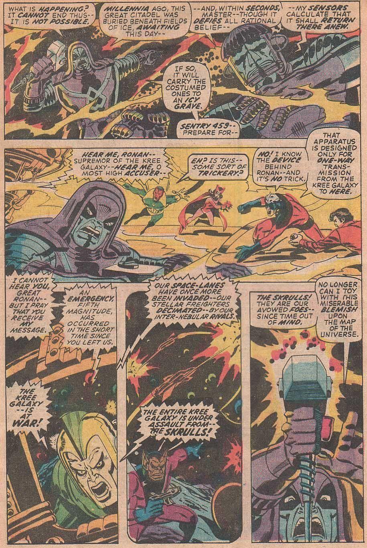 Avengers #91 (Written by Roy Thomas, Art by Sal Buscema)