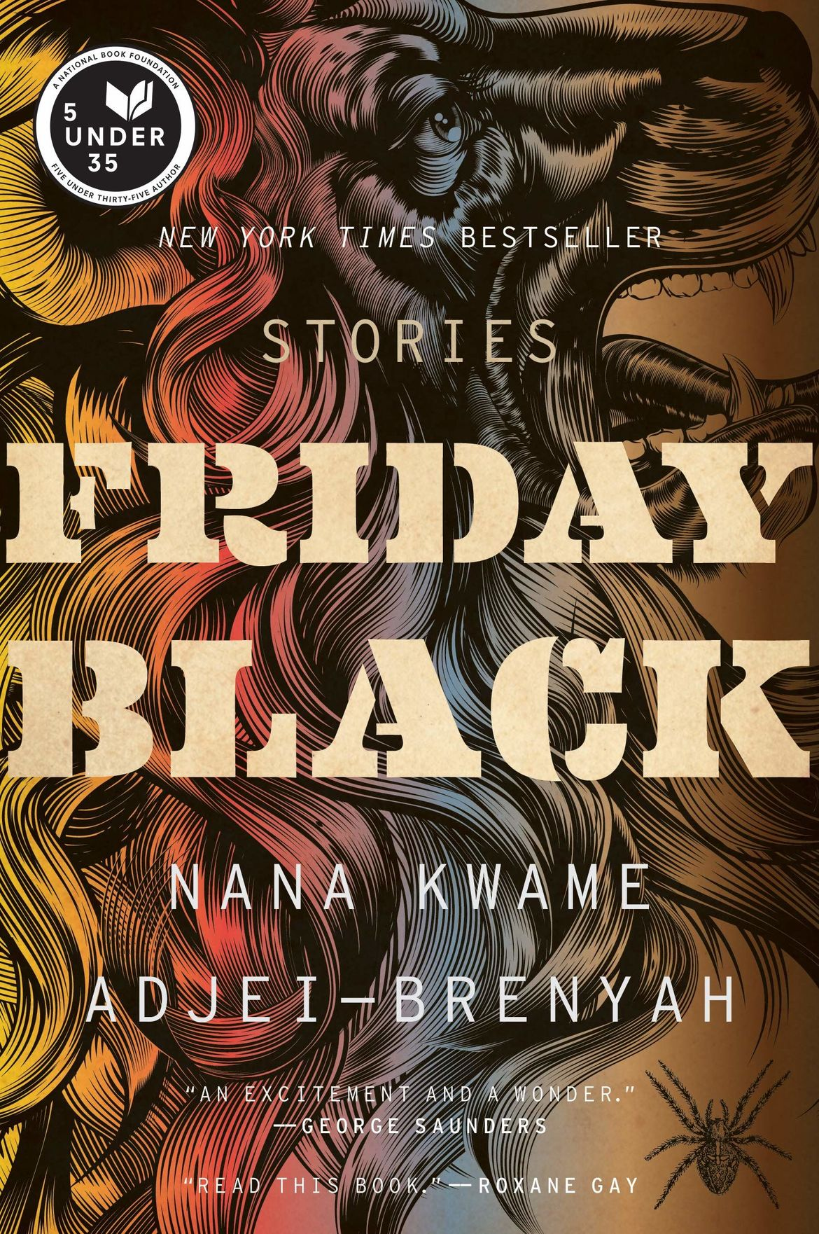 Friday Black front cover