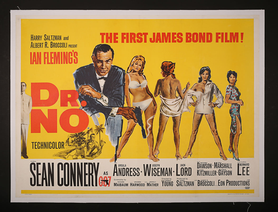 James Bond Dr. No