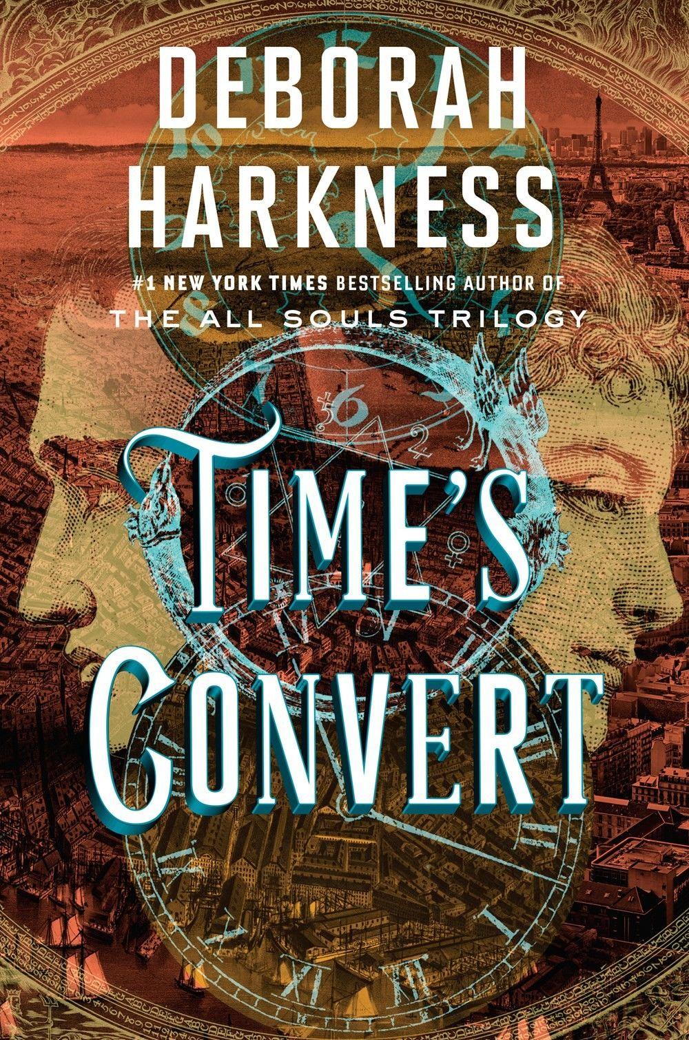 time's convert deborah harkness