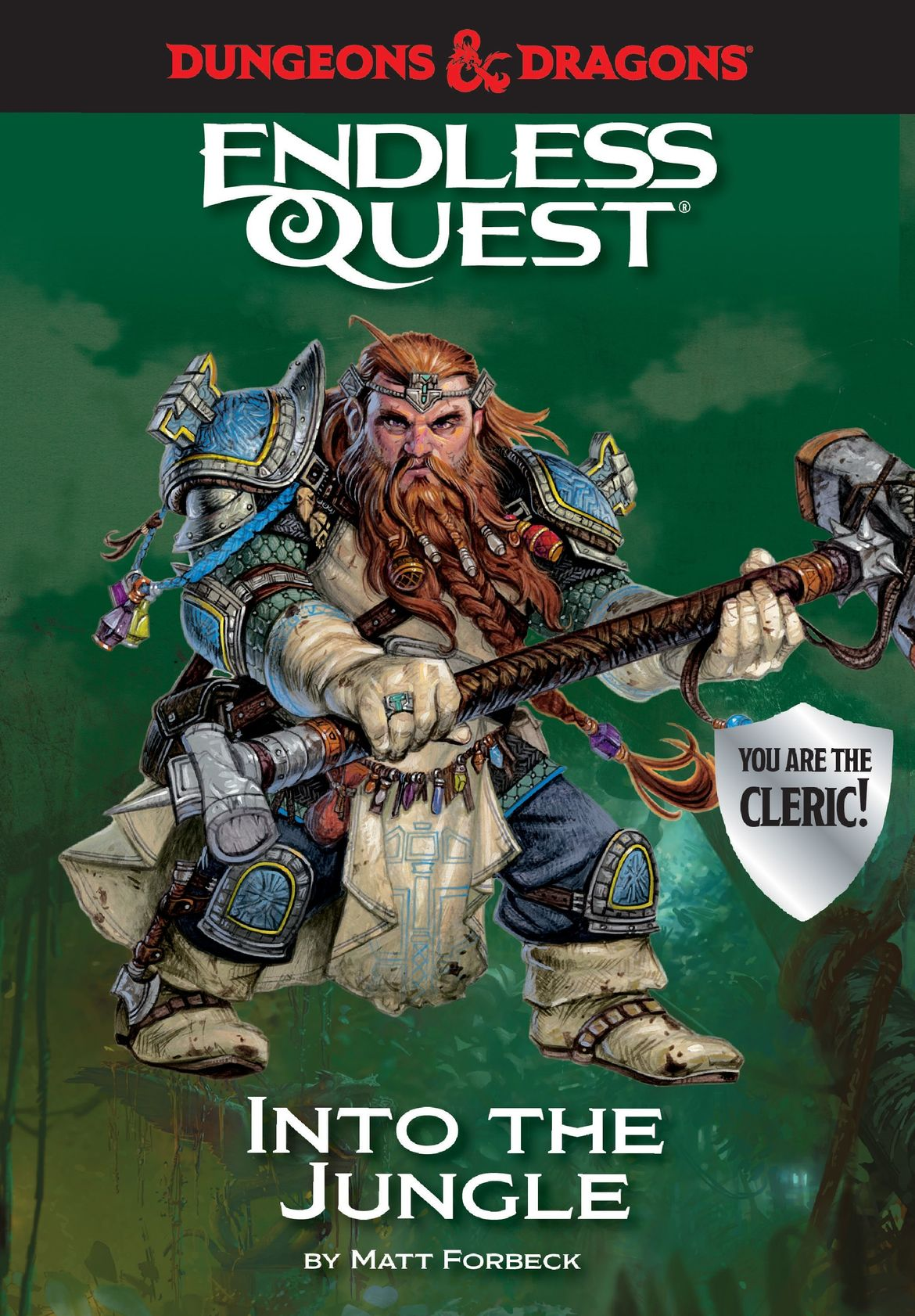 Dungeons & Dragons Endless Quest: Into the Jungle
