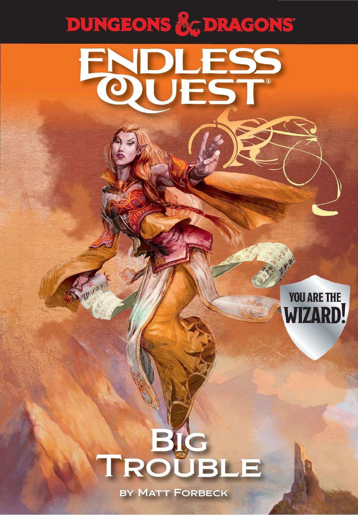 Dungeons & Dragons Endless Quest: Big Trouble