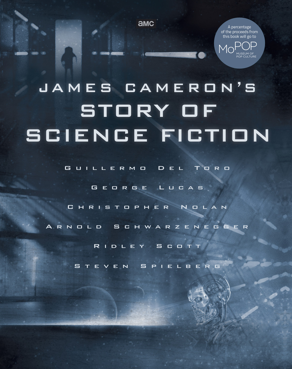 james cameron's story of science fiction cover