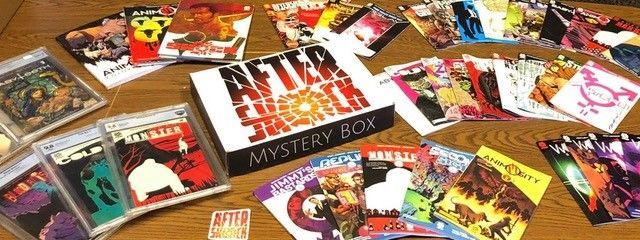 AfterShock Mystery Box