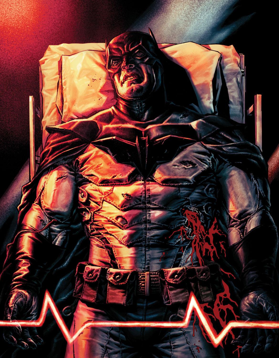 Batman Damned #1 Interior Page 5