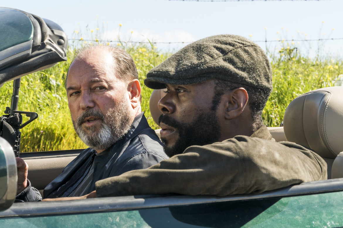 """Fear The Walking Dead - """"Burning in Water, Drowning in Flame"""""""