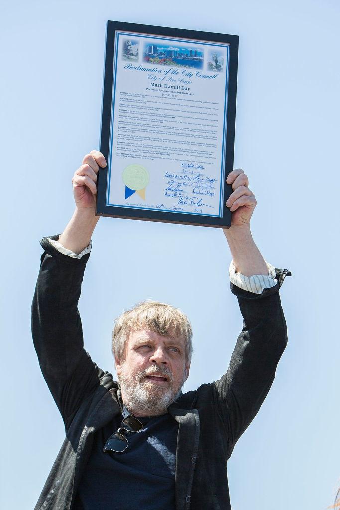 Hamill proclamation