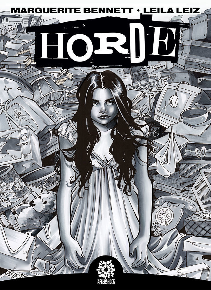 Horde #1 Cover