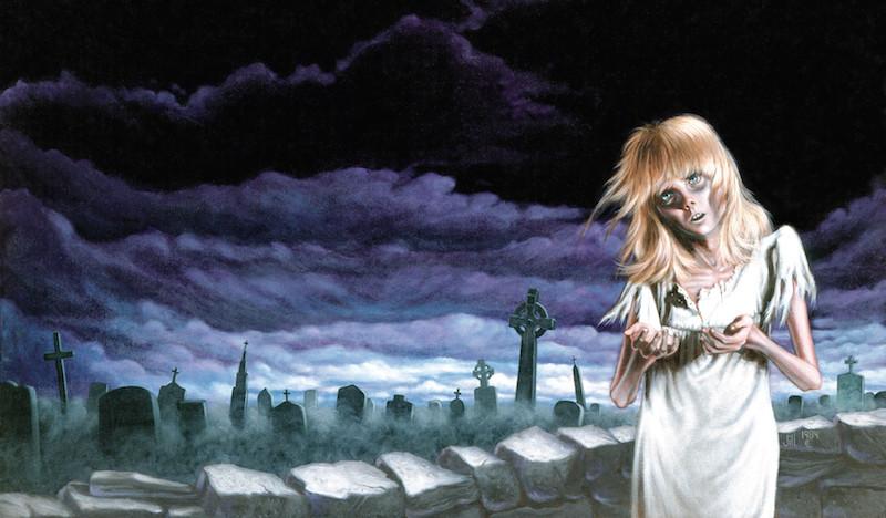Jill Bauman Paperbacks from Hell cover