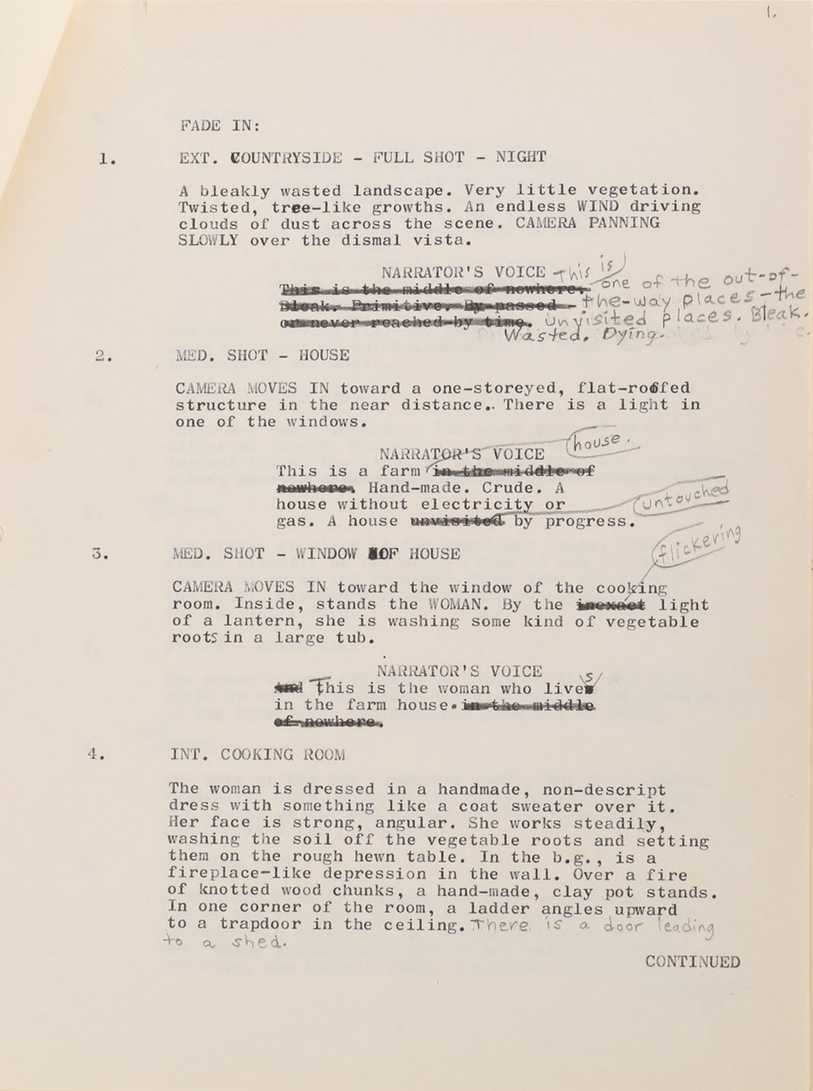 Classic Twilight Zone scripts from Richard Matheson hitting auction ...
