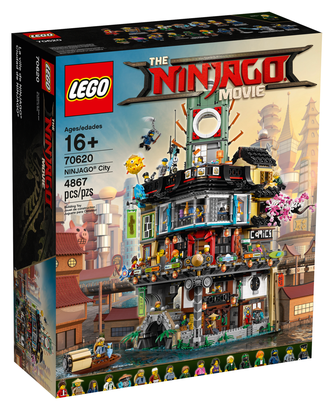 Lego Ninjago Has A Long And Storied History You Definitely Didnt Hands Of Time Brothers Dan Kevin Hageman Who Wrote Masters Spinjitzu Animated Series Co The Movie This Film As Well