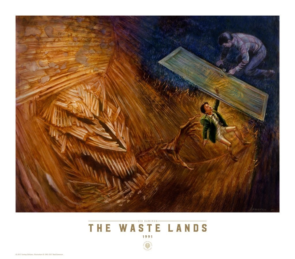 the allusions in the waste land Study flashcards on the waste land allusions part ii at cramcom quickly memorize the terms, phrases and much more cramcom makes.