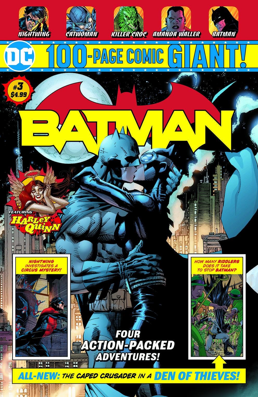 Batman Giant 3 Bimonthly cover