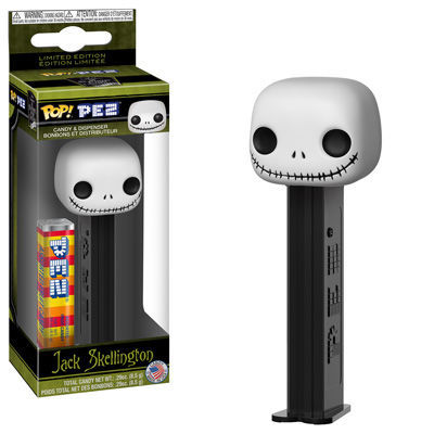 A Nightmare Before Christmas PEZ