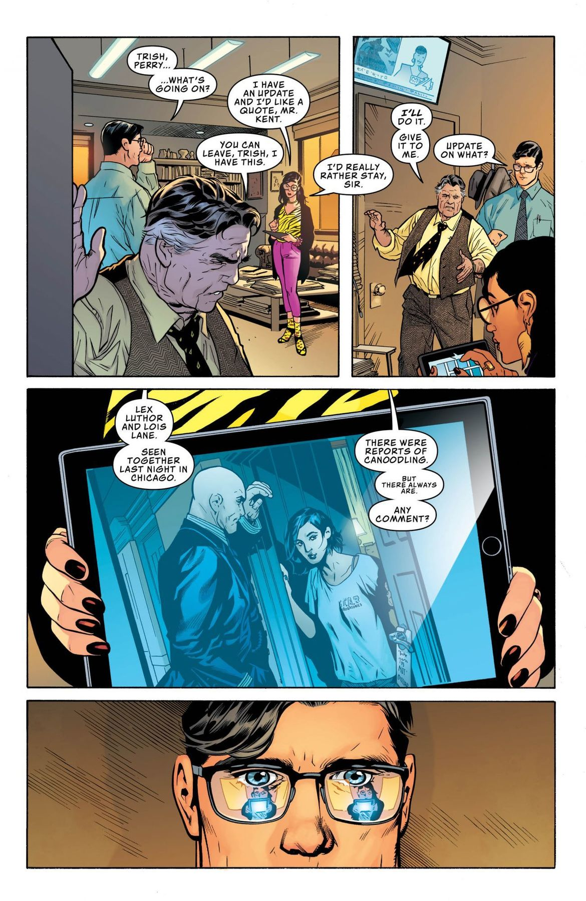 Action Comics 1004 Page 4