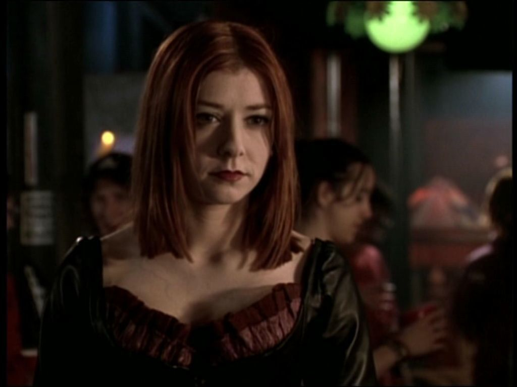 A Binge Guide To Buffy The Vampire Slayers Willow Syfy Wire