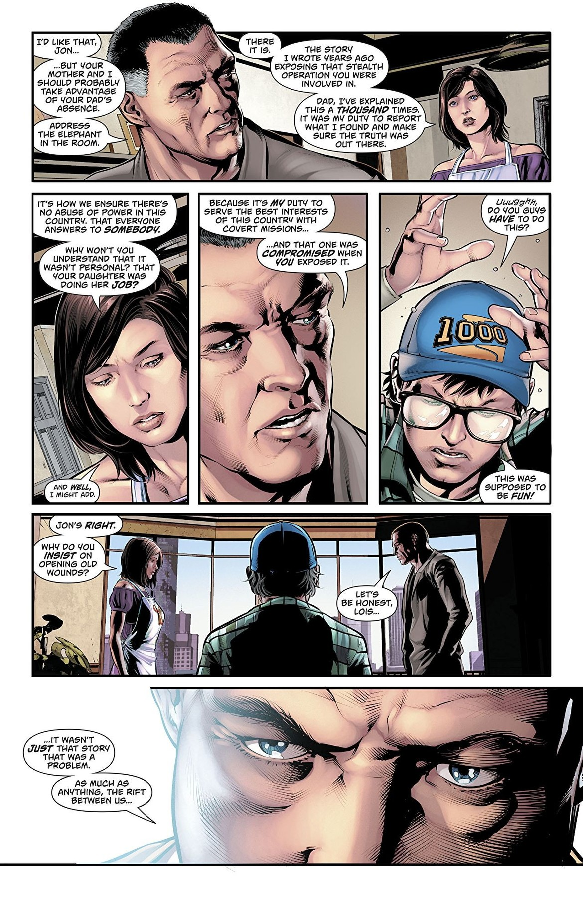 Action Comics #999 Page 3